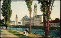 Oradea - Primaria - 1912 Photo Art, Joy, Places, Painting, Lugares, Painting Art, Paintings, Drawings