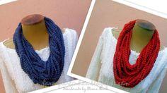 louca por linhas - crochet e patchwork: Maxi gola Ashley