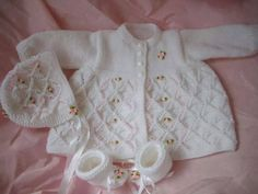 Mary Helen crafts crochet and knitting: jackets drinks