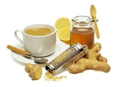 Tea with cinnamon, ginger and lemon Make a cup of black tea, add a half teaspoon of cinnamon, juice of a half of lemon and a pinch of grated gi Sore Throat Cure, Healthy Life, Healthy Living, Fitness Diet, Diabetes, Detox, Herbalism, The Cure, Vegan Recipes