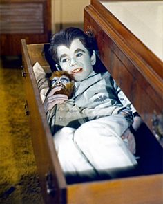 Butch Patrick is forever cemented in the minds of baby boomers everywhere as the child actor who played Eddie Munster on the hit television series Pixar Movies, Cult Movies, Sci Fi Movies, Movie Tv, Munsters Tv Show, The Munsters, Los Addams, Munster Family, Movie Facts