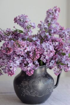 From my Board:   Lilacs