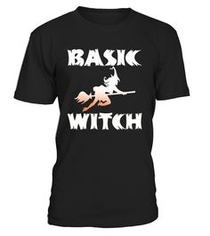 This funny Basic Witch Halloween T-shirt is perfect for anyone who is ready for the spice of the season. The perfect gift for any fan of Witches, Halloween, Pumpkins or Spices.    Perfect funny Halloween Costume. Featuring a Witch with brooms and pumpkins. The perfect gift for any mother, daughter, friend, girlfriend.