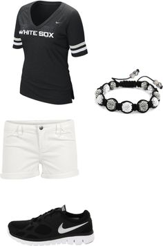 """Game Day"" by taylor-arnett-phegley on Polyvore"