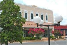 S H Kress, Blytheville Arkansas