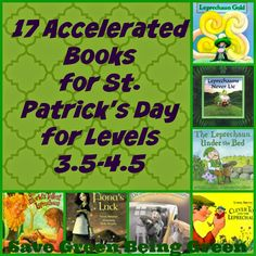 17 St. Patrick's Day Accelerated Reader Books for 3rd and 4th Graders - AR