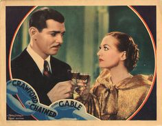 Lobby Card from the film Chained