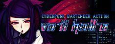 Daily Deal - VA-11 Hall-A: Cyberpunk Bartender Action 33% Off
