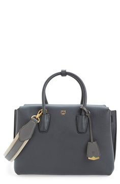 de331b0cf8b82 Free shipping and returns on MCM  Medium Milla  Leather Tote at  Nordstrom.com