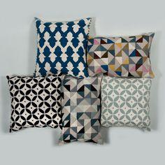 Niki Jones - Hand Embroidered Cushions