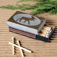 Mini Matchbox: Moose - $5.95