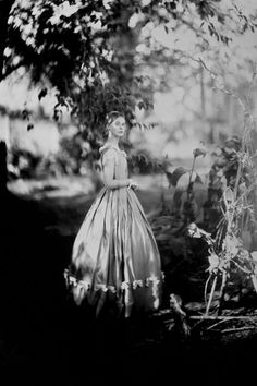 See the cast of 'The Beguiled' like you have never seen them before in these stunning vintage photos by Sophie Caretta: Elle Fanning.