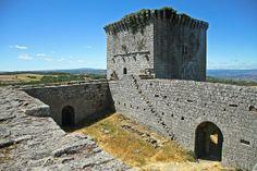 Castelo de Monforte - Águas Frias - Portugal by Portuguese_eyes, via Flickr