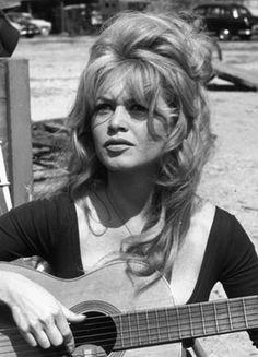 60s Hairstyles Briggite Bardot