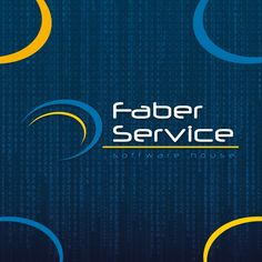 "Consultate il mio progetto @Behance: ""Faber Service - software house"" https://www.behance.net/gallery/43433135/Faber-Service-software-house"
