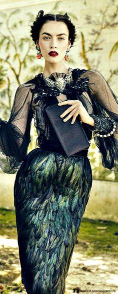 Patrycja Gardygajlo for Vogue Portugal