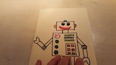 Met deze beschrijving kun je eenvoudig een Papier Circuit maken waarmee je bijvoorbeeld de ogen van je tekening kunnen oplichten. Je kunthier ook debeschrijvingvan dit Papier Circuit vinden om hem uit te printen. Tevens heb ik eensjabloongemaakt waarmee je eenvoudig het electrische circuit kunt maken.  Aan de slag Verzamel je materiaal Vouw het karton …