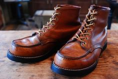 REDWING 875 Vibram4014BLK | BRASS BLOG
