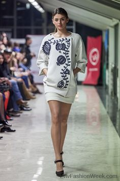 YULIYA KARPOVYCH Spring/Summer 2014 || Lviv Fashion Week