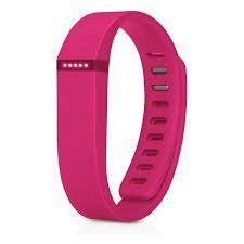Fitbit Flex Wireless Activity and Sleep Wristband, Pink