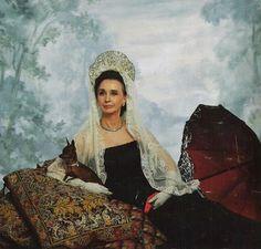 Aline Griffith, condesa viuda de Romanones
