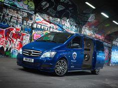 Mercedes-Benz Vito Sport-X Project X 2012 wallpapers