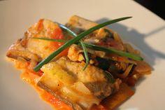 Pesce spada al profumo degli agrumi di Sicilia. Ricetta della cucina siciliana