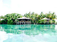 maratua island, kalimantan, indonesia