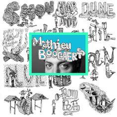 En clôture des Rencontres littéraires, samedi 8 juin à la Chartreuse d'Aillon: Mathieu Boogaerts!