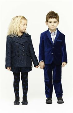 Little Marc Jacobs FW13.  kids fashion and style.  boys and girls clothing.