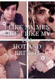 Danisnotonfire Amazingphil Kickthepj and Crabstickz; AKA, the fantastic foursome :) gotta love my British babes