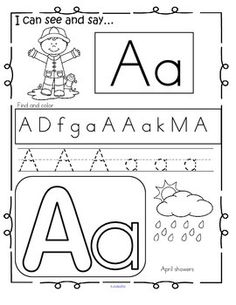 This is a collection of activity printable pages reviewing the upper and lower letters of the alphabet, for young children. This set can be used with a Spring or similar theme unit, for morning work and homework. b/w  28 pages