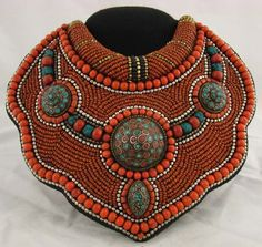 India | Tribal necklace