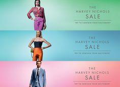 Harvey Nichols. Brilliant.