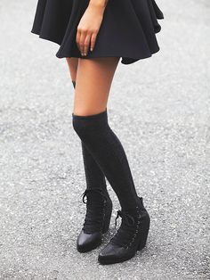 TBA + Free People Sidney Lace Boot at Free People Clothing Boutique