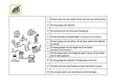 MI test eerste leerjaar | Meervoudige Intelligentie