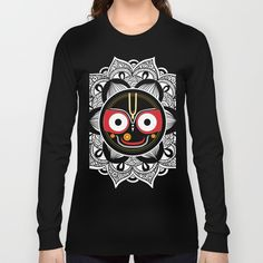 Jagnath Long Sleeve T-shirt by evaleowei Graphic Sweatshirt, T Shirt, Shirt Designs, Lord, Sweatshirts, Long Sleeve, Sweaters, Stuff To Buy, Fashion