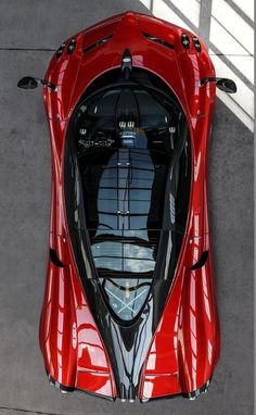 Pagani Huayra. Beautiful from any angle.