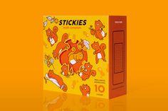 다음 @Behance 프로젝트 확인: \u201cStickies\u201d https://www.behance.net/gallery/52008801/Stickies