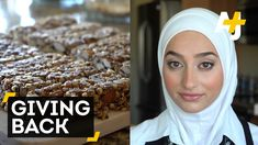 Entrepreneur Fights Hunger One Snack Bar At A Time - YouTube