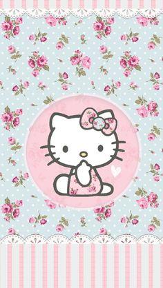 Hello Kitty Kawaii Wallpaper, Hello Kitty Iphone Wallpaper, Hello Kitty Backgrounds, Sanrio Wallpaper, Wallpaper Gatos, Iphone Backgrounds, Iphone Wallpapers, Wallpaper Backgrounds, Hello Sanrio