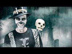 1000 id es sur le th me maquillage de squelette sur for Comidee maquillage halloween adulte