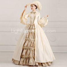 steampunk®georgian viktorianischen Partykleid Marie Antoinette wholesalelolita…