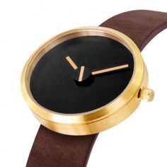 Brass Sometimes Watch