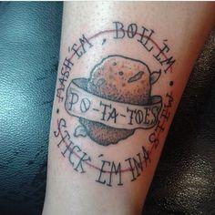 taters tattoo