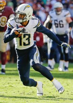San Diego Chargers wide receiver Keenan Allen