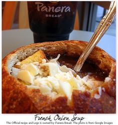 French Onion Soup -- use this one