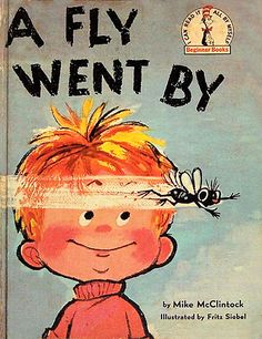 """From the Dr. Seuss """"I Can Read It All By Myself"""" line of beginner books. You'll love the cute little boy on the cover. So vintage! Needs a spot on your bookshelf in the playroom! Good Books, My Books, Library Books, Library Cards, Old Children's Books, Open Library, Reading Books, Beginner Books, My Childhood Memories"""