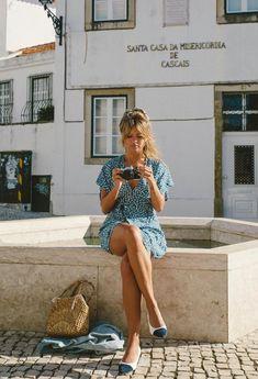 Pinterest: DEBORAHPRAHA ♥️ cute summer dress #summer #outfits