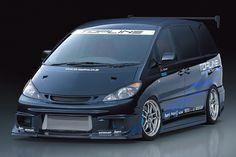 Toyota Estima ACR/MCR 30/40 KK-TOPLINE RISE-R | TOPLINE